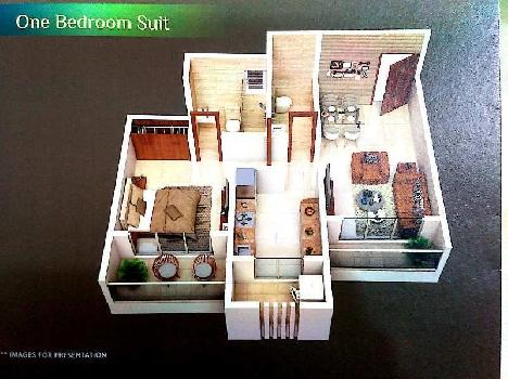 1 BHK Flats & Apartments for Sale in Mumbai