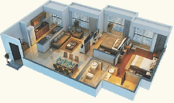 2 BHK Flats & Apartments for Sale in Mumbai