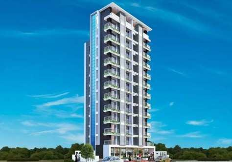 1 bhk with master bed in bhayander indralok