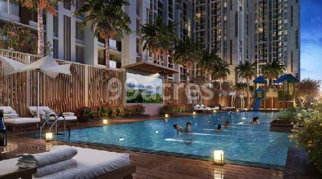 2 bhk with master bed  in dahisar