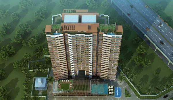 2 bhk with master bed in mira road