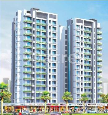 1 bhk with master bed kanakia