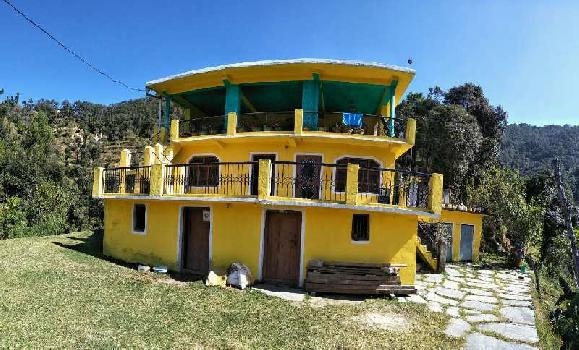 5400 Sq.ft. Individual Houses / Villas for Sale in Mukteshwar, Nainital