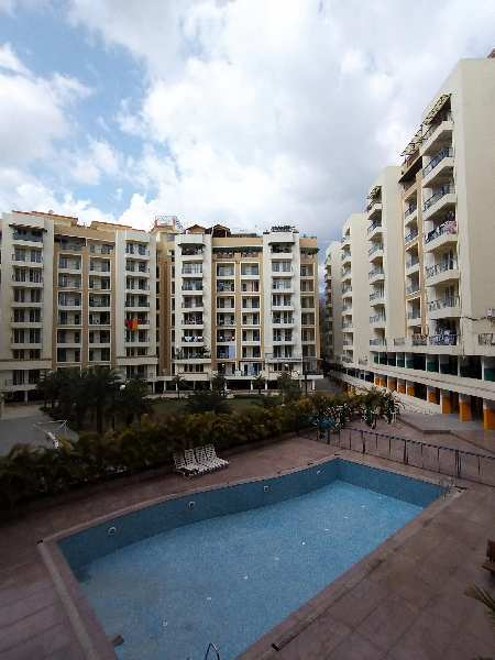 2BHK SEMI FURNISHED FLAT