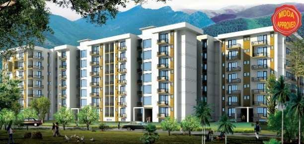 2 BHK Flats & Apartments for Sale in Sahasradhara, Dehradun