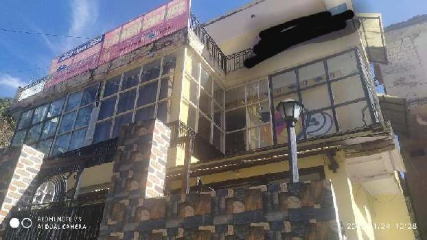 4200 Sq.ft. Hotel & Restaurant for Sale in Mallital, Nainital