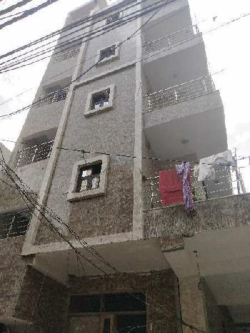 1 BHK Builder Floor For Sale In Paschim Puri, Paschim Vihar, Delhi