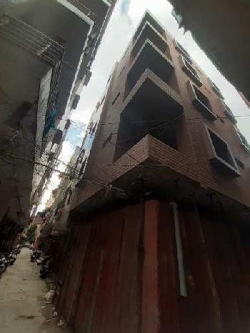 60 Sq. Yards Builder Floor for Sale in Paschim Puri, Paschim Vihar, Delhi