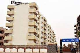 3 BHK Flat on 4th Floor in Skynet Tower, Zirakpur for Sale