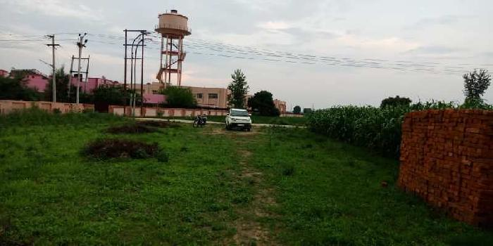 Residential Plot For Sale In Gram Umeda , Hapur