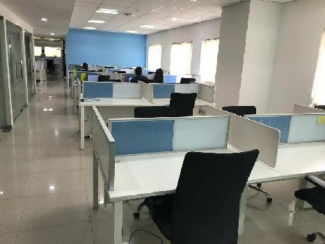 Commercial Office Space rent in HUDA Techno Enclave, Hyderabad