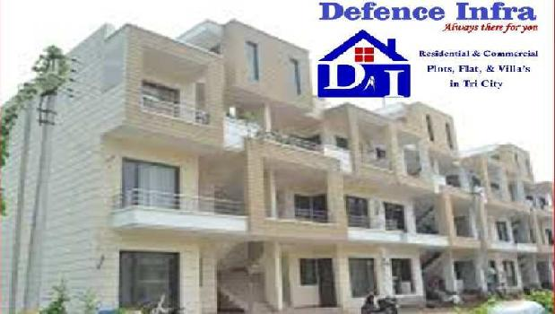 2 bhk flat at derabassi