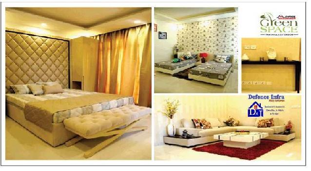 2 bhk flat in panchkula extension
