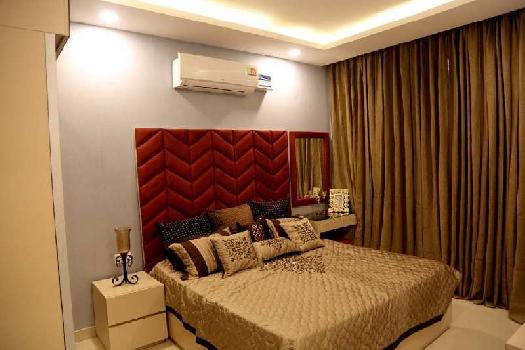 3 bhk flat in zirakpur