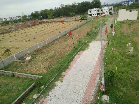 100 sq yard plot at golden palm derbassi