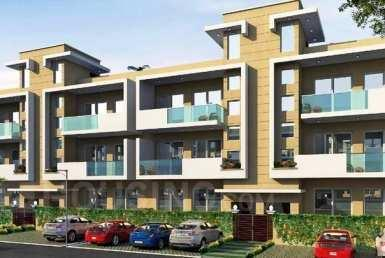 3 bhk independent floor at zirakpur
