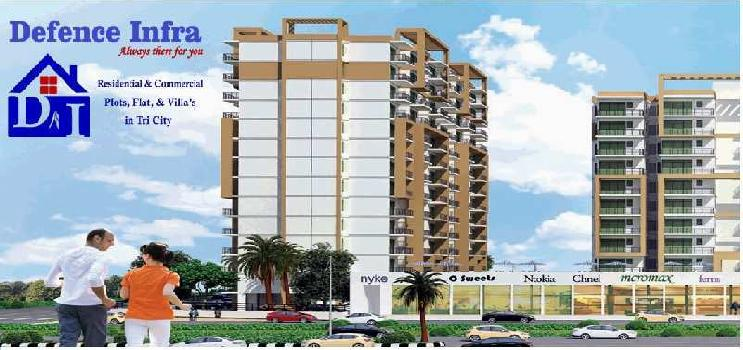 1 bhk flat at panchkula extencion