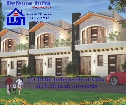 90 Sq. Yards Residential Plot for Sale in Gulabgarh Road, Dera Bassi