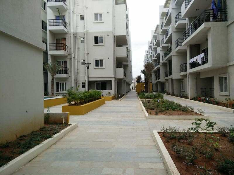 2 BHK Flats & Apartments for Sale in Whitefield, Bangalore ...