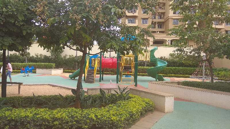3 bhk in a gated township