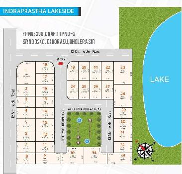Residential Plot For Sale In Indraprastha Lakeside