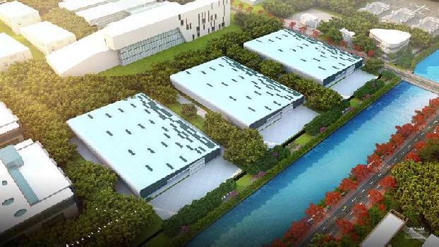 Residential Plot For Sale In GAP Industrial Park