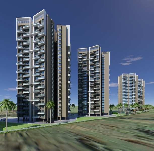 3 BHK Flats & Apartments for Sale in Pune