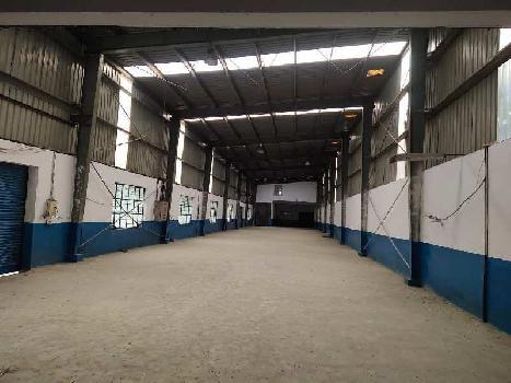 1500 Sq. Meter Factory / Industrial Building for Rent in Chopanki, Bhiwadi