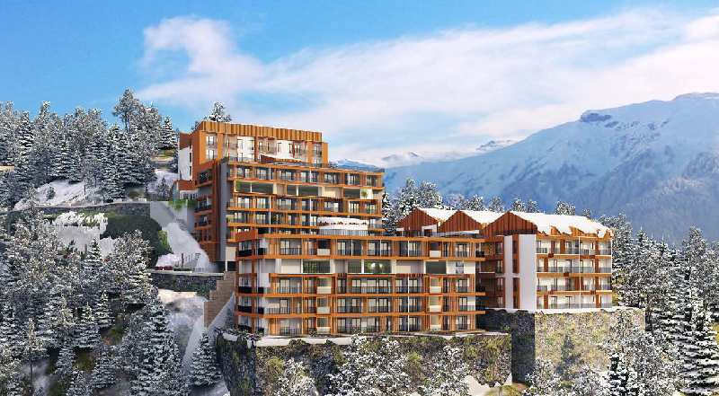 3 BHK Studio Apartments for Sale in Panthaghati, Shimla