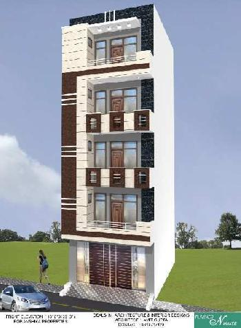 3 BHK Builder Floor for Sale in Vani Vihar, Uttam Nagar, Delhi