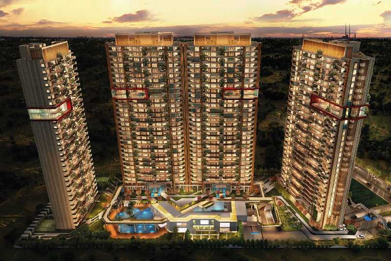 5 BHK Flats & Apartments for Sale in Sector 107, Noida