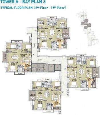 Kalpataru Residency