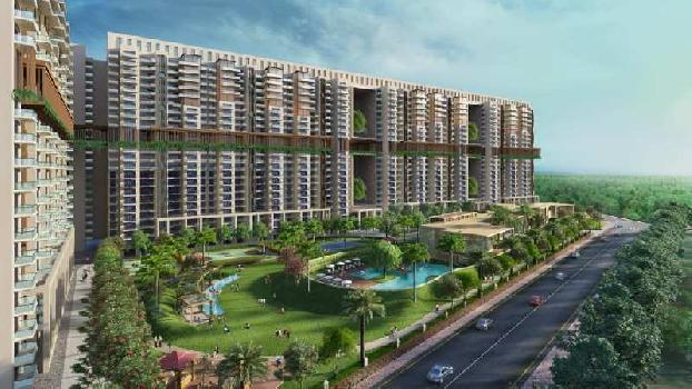 3 + 1 BHK Flat For Sale In Marbella, Airport Road, Mohali