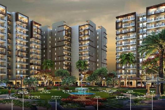 4 BHK Flats & Apartments for Sale in Highland Marg, Zirakpur