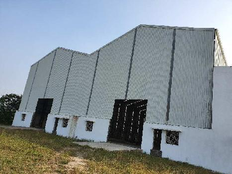 113000 Sq.ft. Factory / Industrial Building for Rent in Manjusar, Vadodara
