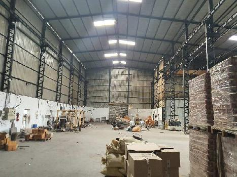 21000 Sq.ft. Factory / Industrial Building for Rent in Manjusar, Vadodara
