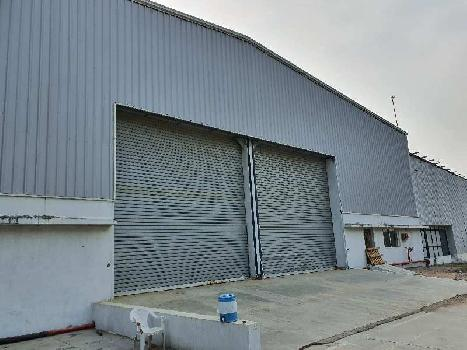 37000 Sq.ft. Factory / Industrial Building For Rent In Manjusar, Vadodara