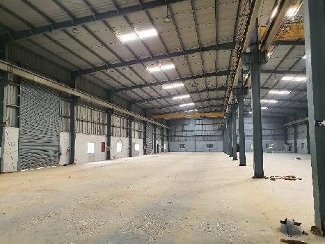 37000 Sq.ft. Factory / Industrial Building for Rent in Manjusar, Vadodara