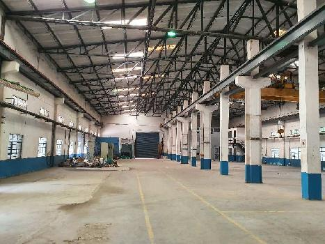 41000 Sq.ft. Factory / Industrial Building for Rent in Ranoli, Vadodara