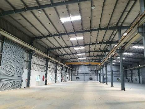 56000 Sq.ft. Factory / Industrial Building for Rent in Halol, Panchmahal