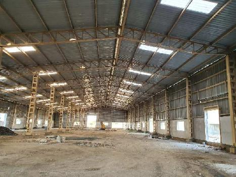 100000 Sq.ft. Warehouse/Godown for Rent in Manjusar, Vadodara
