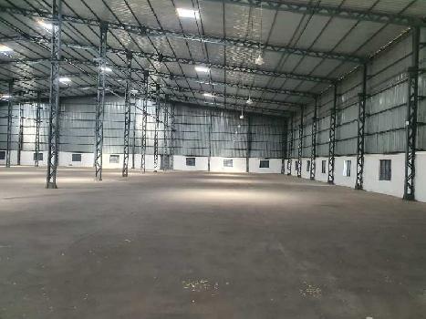 55000 Sq.ft. Warehouse/Godown for Rent in Halol, Vadodara