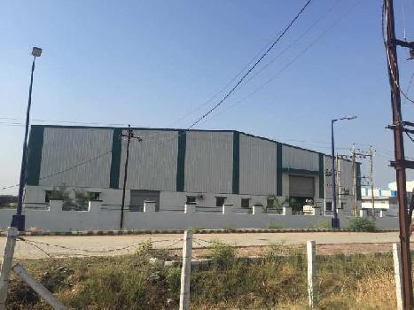32000 Sq.ft. Warehouse/Godown for Rent in Manjusar, Vadodara