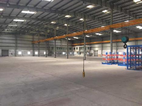 32000 Sq.ft. Warehouse/Godown for Rent in Manjusar, Vadodara