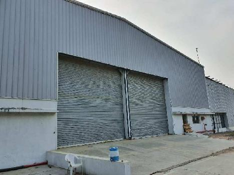 37000 Sq.ft. Warehouse/Godown for Rent in Manjusar, Vadodara