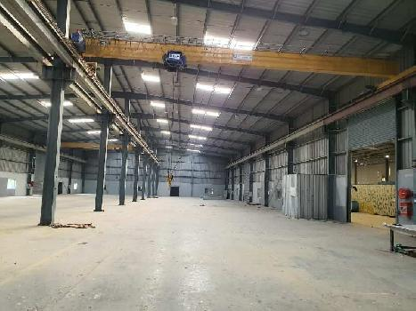 40000 Sq.ft. Warehouse/Godown for Rent in Ranoli, Vadodara