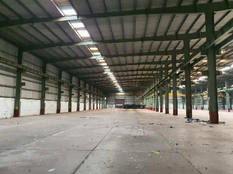 21000 Sq.ft. Warehouse/Godown for Rent in Halol, Vadodara