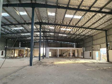 50000 Sq.ft. Warehouse/Godown for Rent in Ranoli, Vadodara