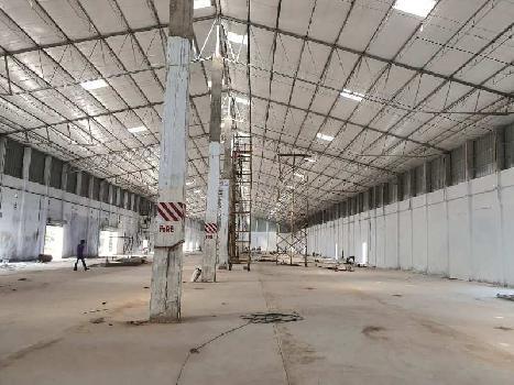 50000 Sq.ft. Warehouse/Godown for Rent in Ranoli, Vadodara
