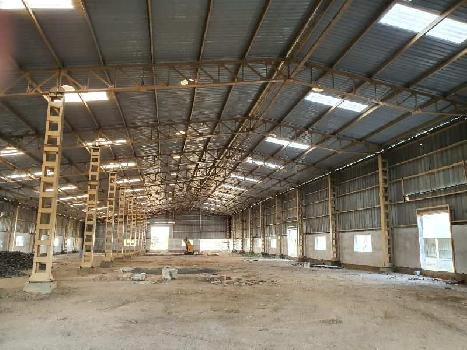 21000 Sq.ft. Factory / Industrial Building for Rent in Halol, Vadodara
